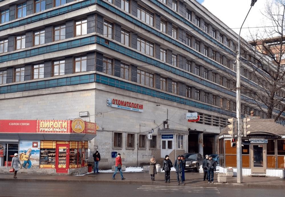 Клиника №1 — ул.Политехническая, д.28 New!!! — Фасад здания