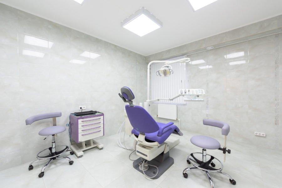 Клиника №5 — ул. Осипенко, д.2А (вход с проспекта Косыгина) — Кабинет хирургии и имплантации