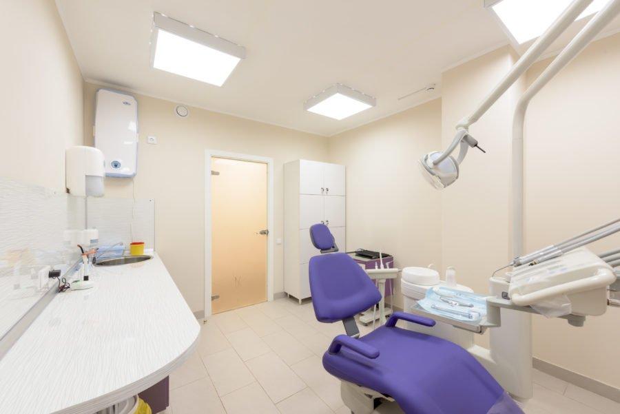 Клиника №5 — ул. Осипенко, д.2А (вход с проспекта Косыгина) — Кабинет терапии