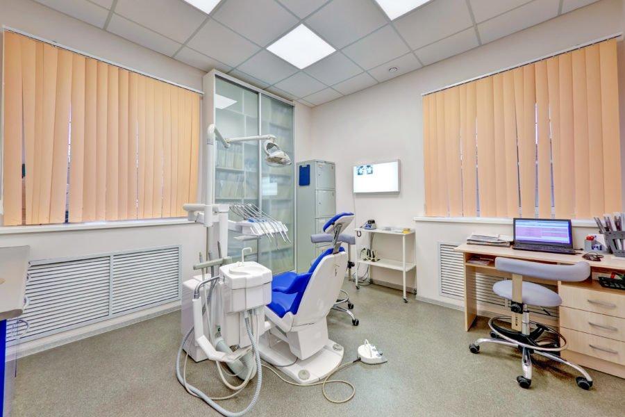 Клиника №1 — ул.Политехническая, д.28 New!!! — Кабинет ортопедии и ортодонтии